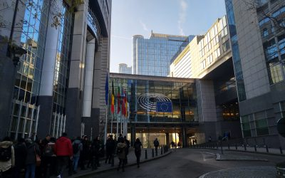 Külkeres hallgatók Brüsszelben, avagy egy tanulmányút nemzetközi tanulmányok és gazdálkodás szakos hallgatóknak