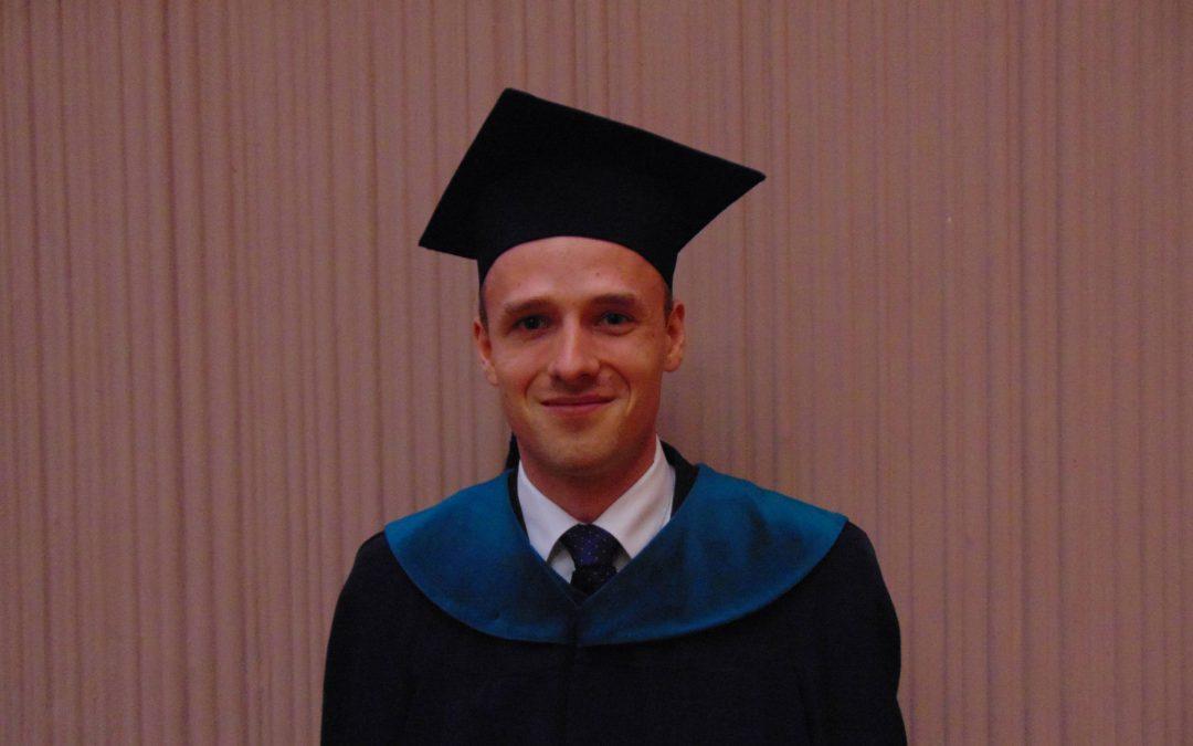 """""""Mindenképpen szerettem volna egy mesterfokozatú diplomát, melyre a BGE kiváló bázist jelentett"""""""